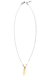 Amy Olson Jewelry Design Pink Sapphire Necklace - Product Mini Image