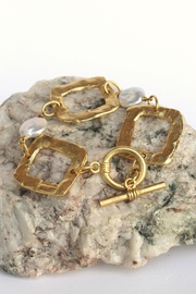 Susan Shaw Square Toggle Bracelet - Product Mini Image