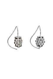Susan Vachon Sterling Bubble Earrings - Product Mini Image