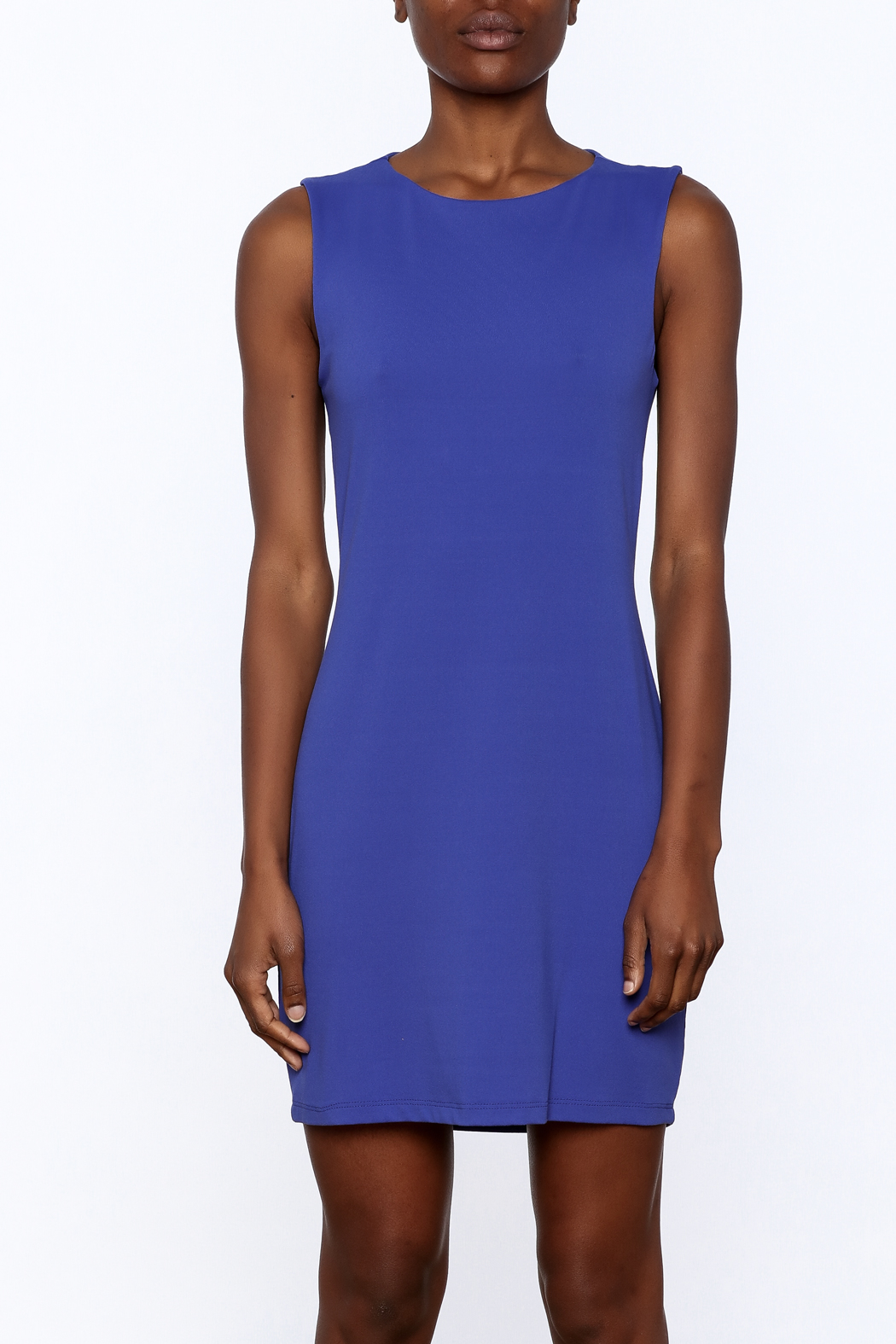 Susana Monaco Aeliana Sheath Dress - Side Cropped Image