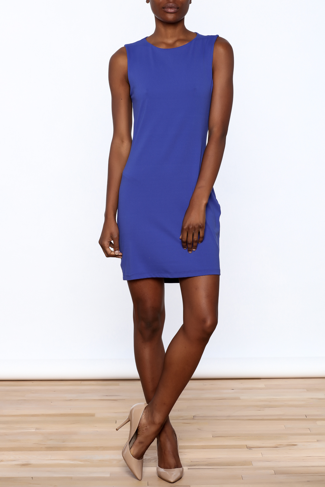 Susana Monaco Aeliana Sheath Dress - Front Full Image