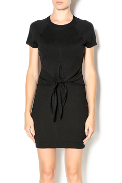 Susana Monaco Front Tie Mini Dress - Product List Image