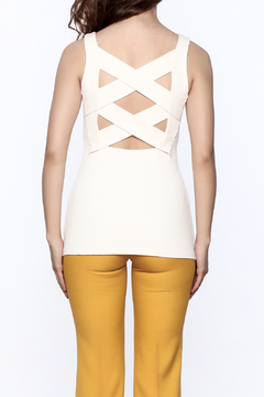 Susana Monaco Hanne Sleeveless Tank Top - Alternate List Image