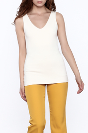Susana Monaco Hanne Sleeveless Tank Top - Product Mini Image