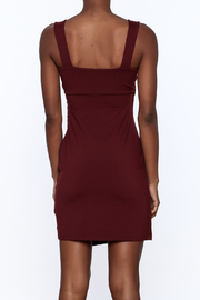Susana Monaco Idina Dress - Back cropped