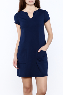 Shoptiques Product: Inkwell Blue Dress