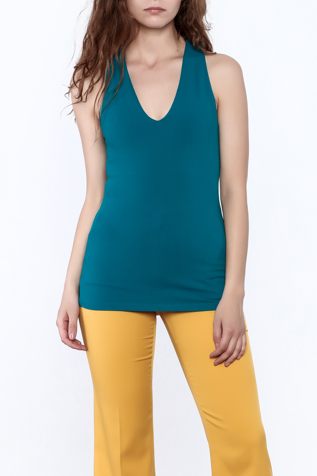 Susana Monaco Urban Tank Top - Front Cropped Image