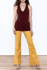 Susana Monaco Urban Tank Top - Front full body