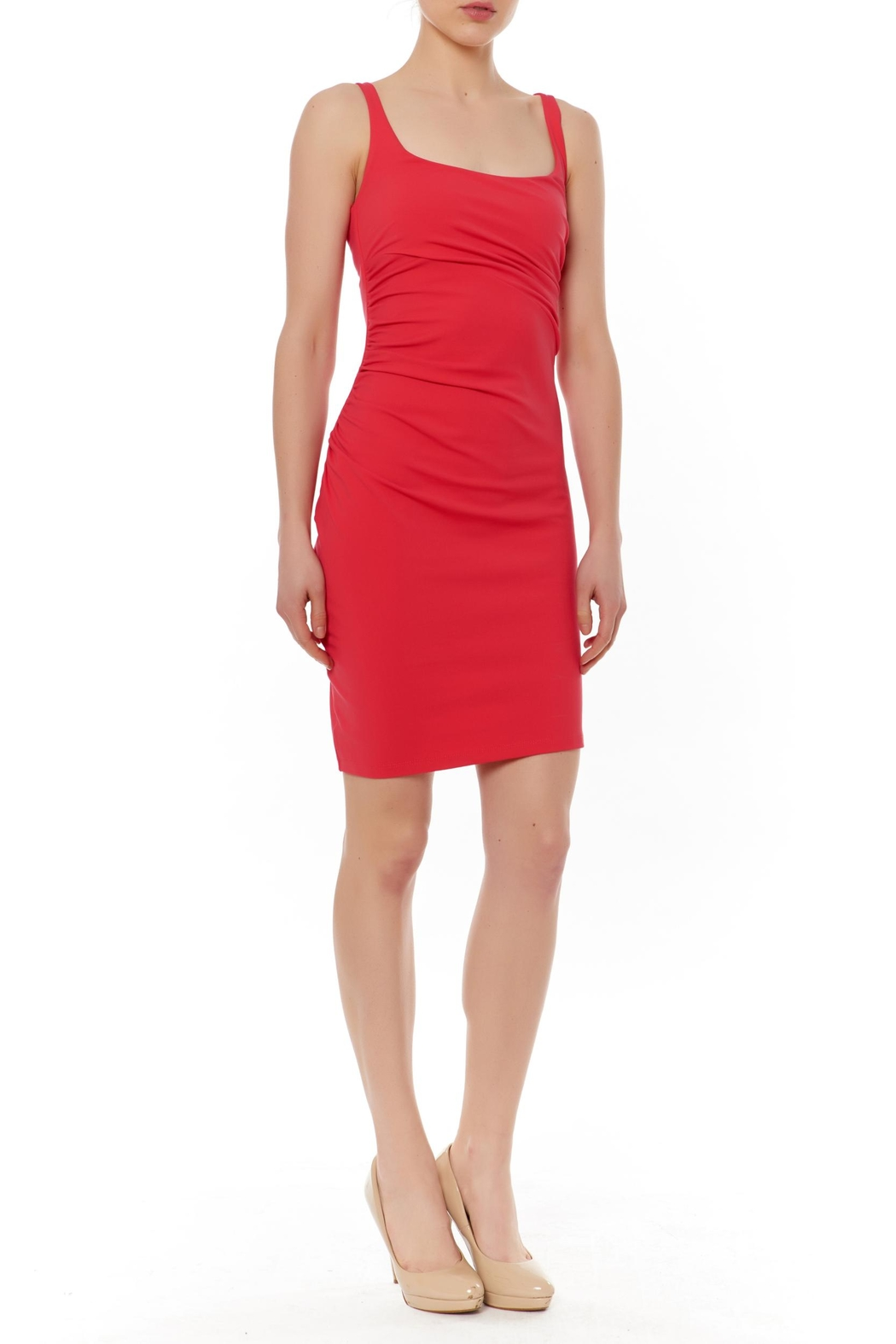 Susana Monaco Gather Tank Dress - Main Image