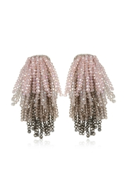 Suzanna Dai Crystal Fountain Earring - Front cropped