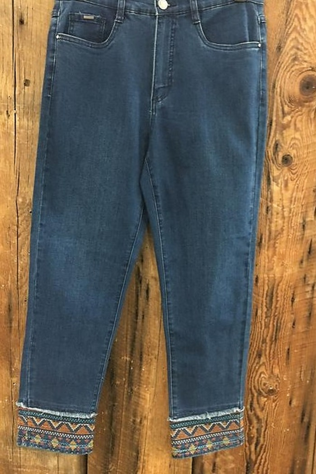 FDJ French Dressing Jeans Suzanne Cigarette Ankle - Main Image