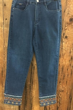 FDJ French Dressing Jeans Suzanne Cigarette Ankle - Product List Image