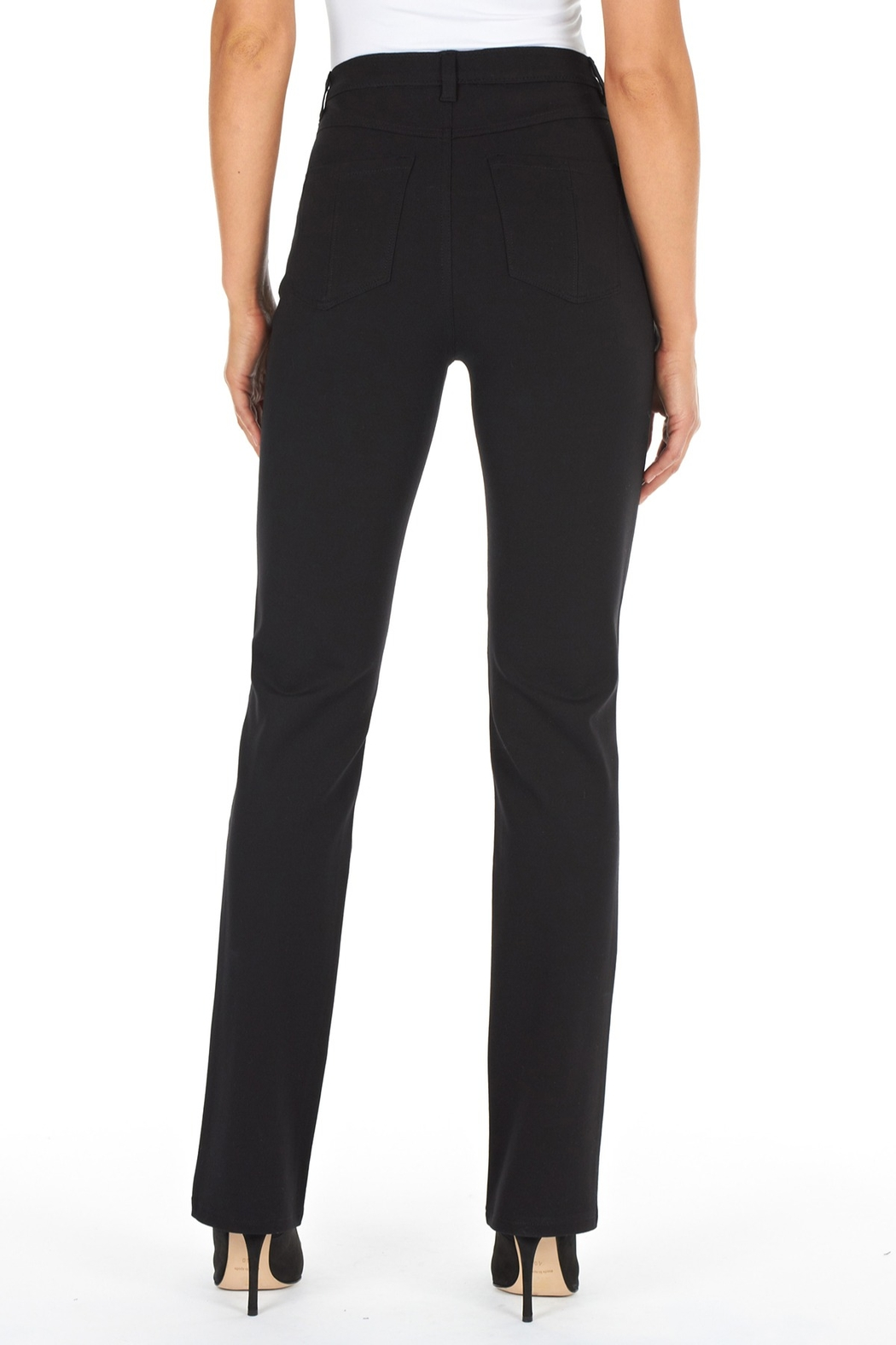 FDJ French Dressing Jeans Suzanne Straight Leg - Front Full Image