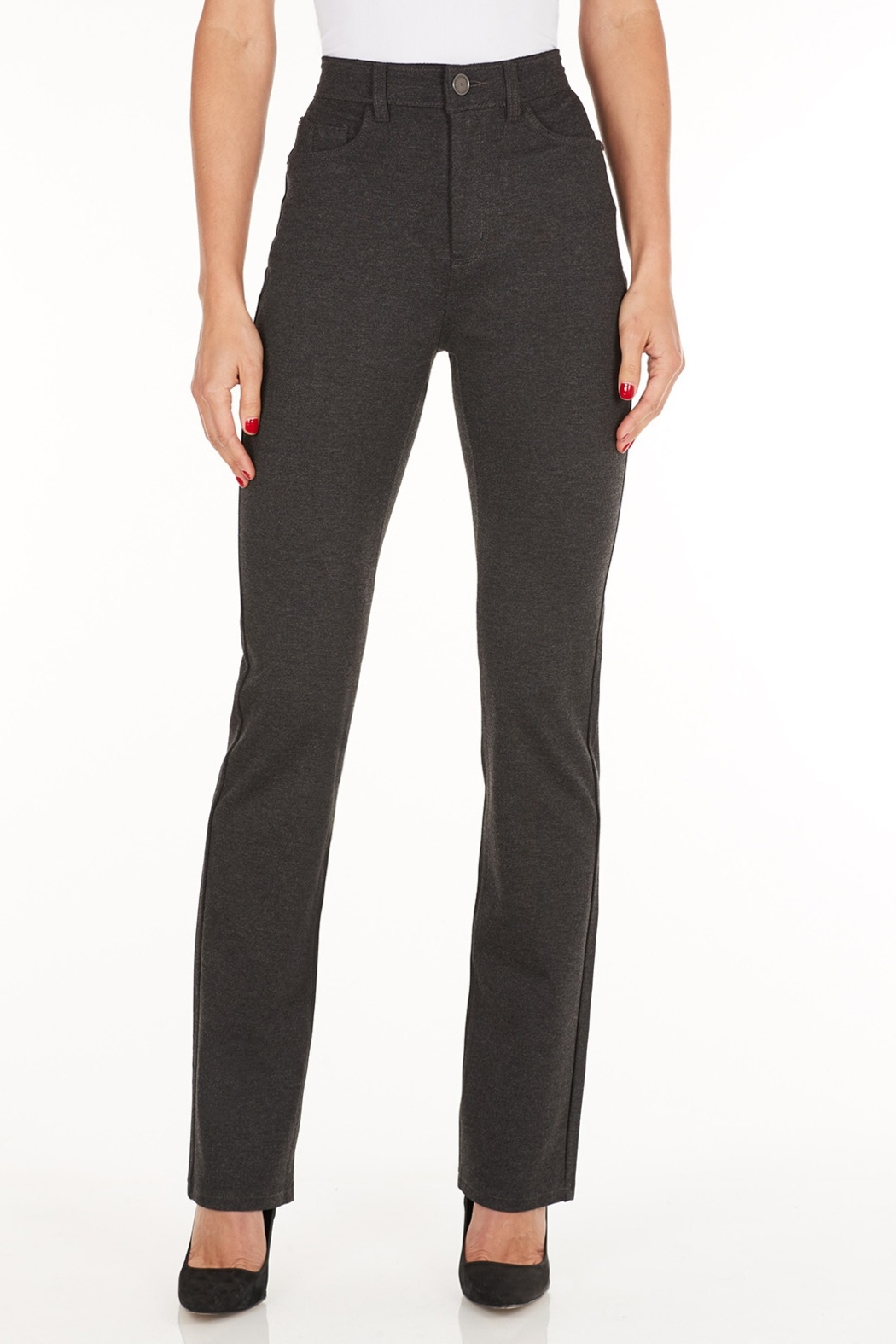 FDJ French Dressing Jeans Suzanne Straight Leg - Main Image