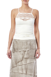 Suzette Crochet Cami - Side cropped