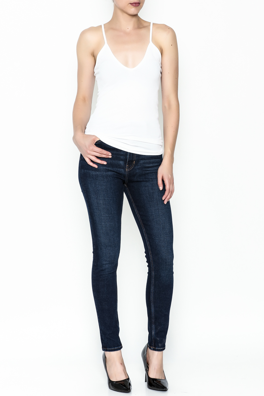 Suzette Tank Top - Side Cropped Image