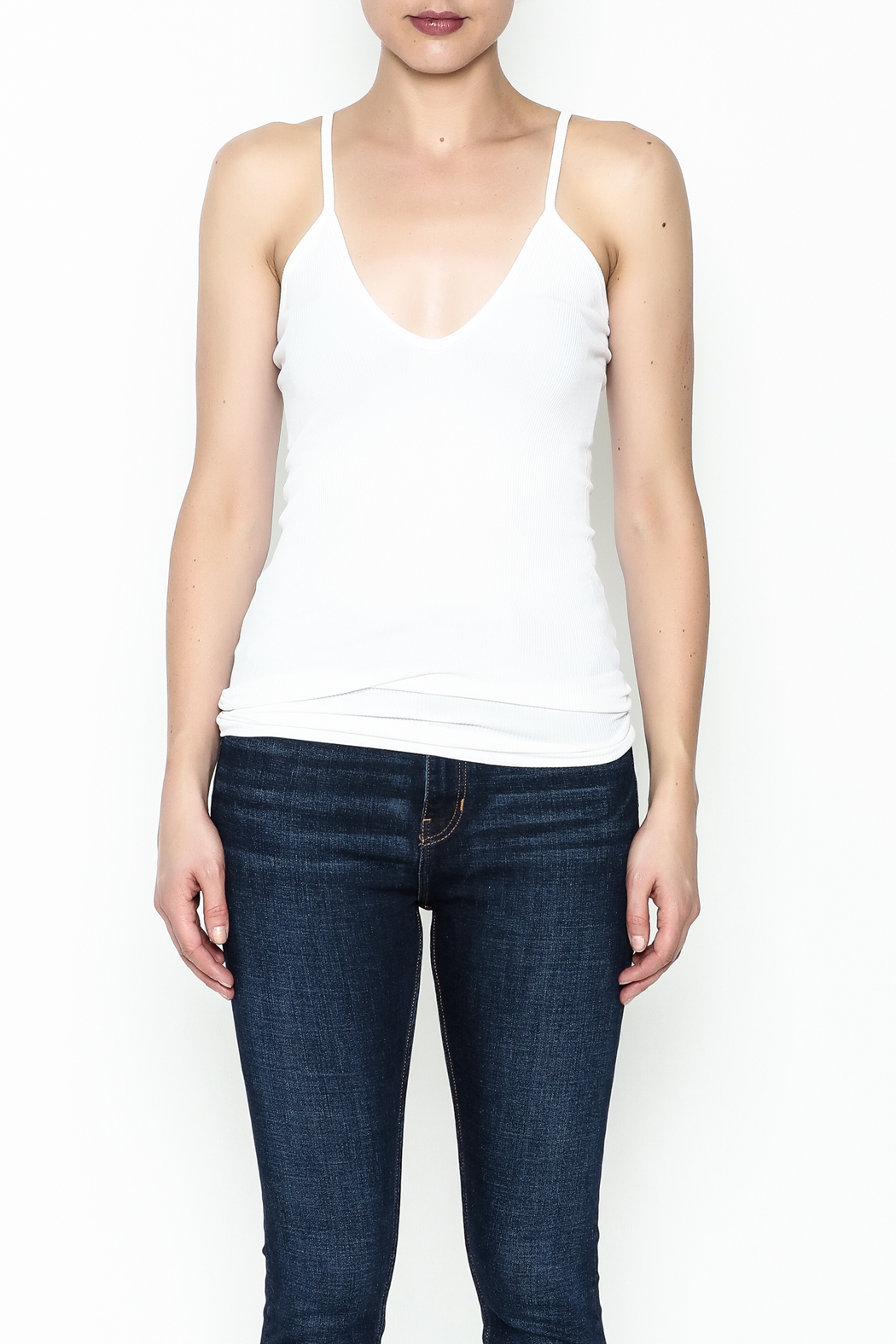 Suzette Tank Top - Front Full Image