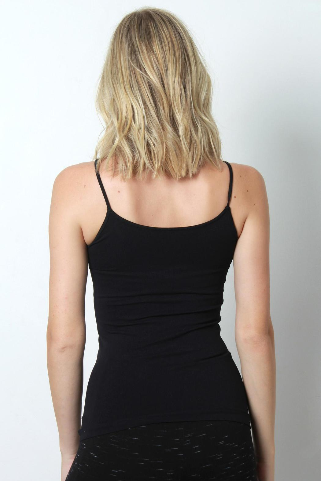 Suzette Collection Strappy Cage Camisole - Front Full Image