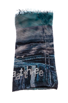 Shoptiques Product: Breathe Silky Scarf