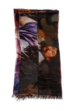 Shoptiques Product: Venetian Silky Scarf