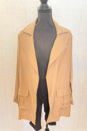 Mystree Suzie Camel Jacket - Product Mini Image