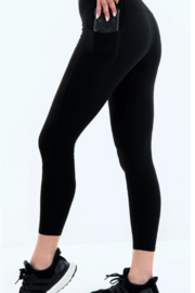 Suzette Collection Suzy Leggings w/pockets - Product Mini Image