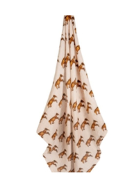 Milkbarn Swaddle - Front cropped