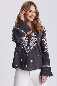 Odd Molly Swag Star Blouse - Product List Image
