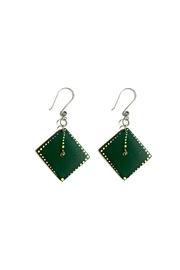 Love's Hangover Creations Swahili Earrings - Product Mini Image