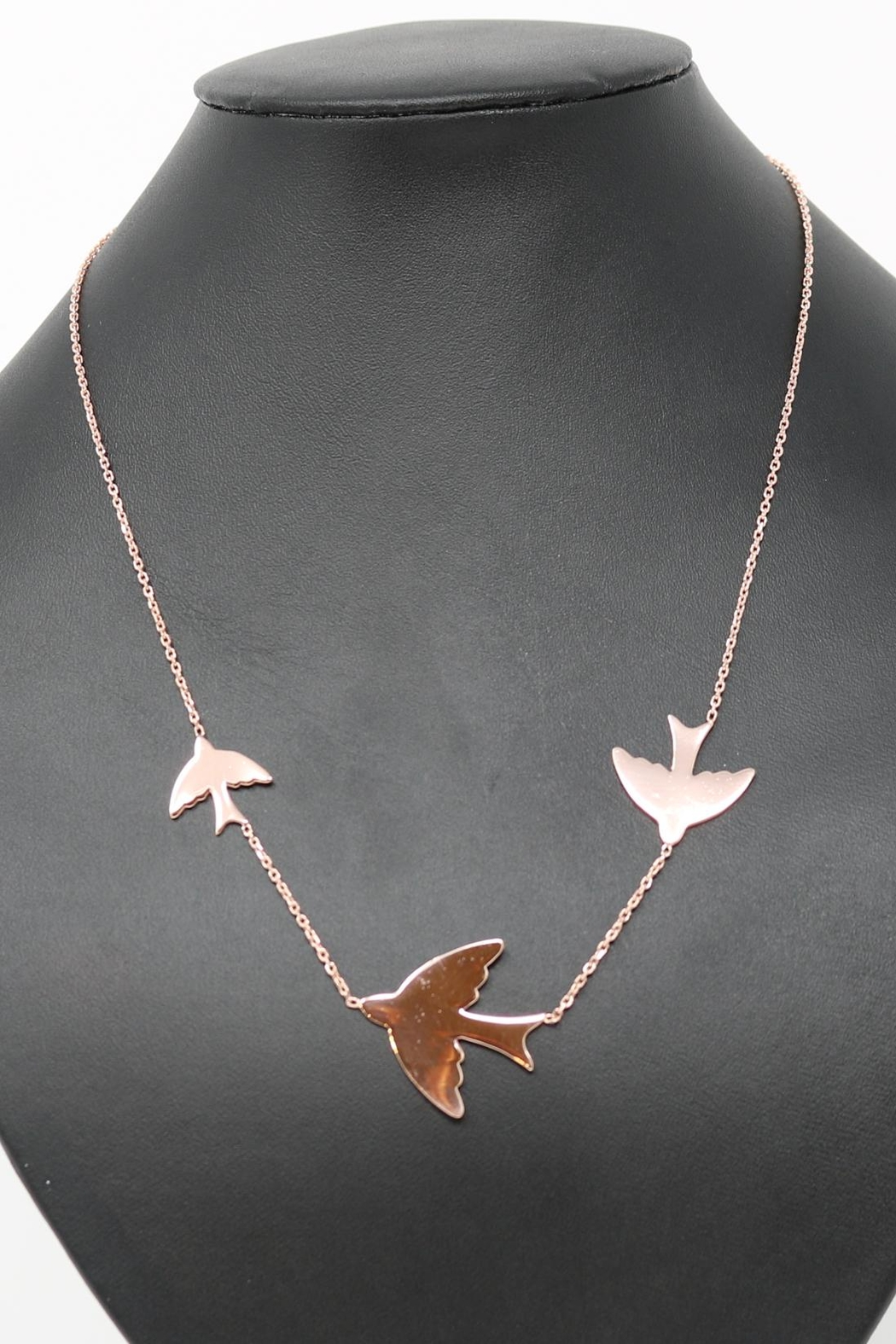 Nadya's Closet Swallows Sterling-Silver Necklace - Main Image