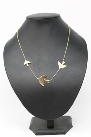 Nadya's Closet Swallows Sterling-Silver Necklace - Front cropped