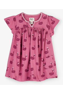 f88fe9576 Pink Chicken Baby Bette Dress from Massachusetts by Fritz & Gigi ...