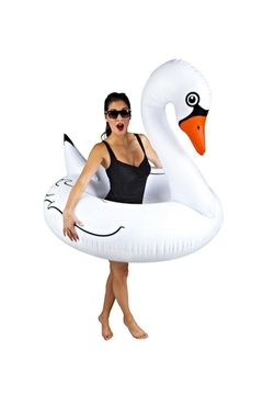 BigMouth Inc Swan Pool Float - Product List Image