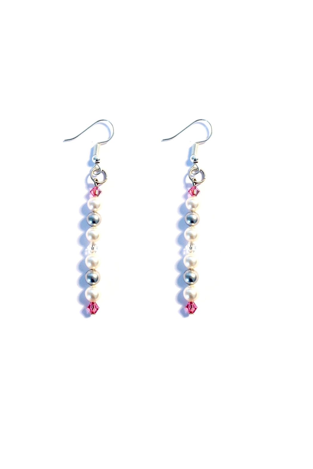 Love's Hangover Creations Swarovski Crystal Earrings - Main Image