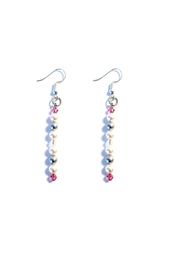 Love's Hangover Creations Swarovski Crystal Earrings - Front cropped