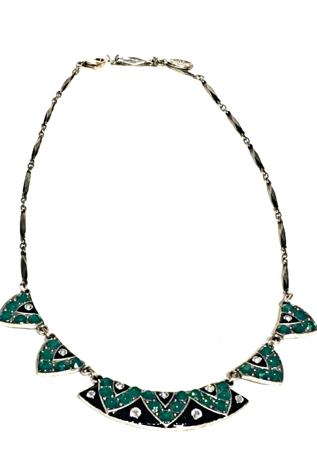 Anne Koplik Swarovski Crystal Necklace - Main Image