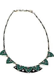 Anne Koplik Swarovski Crystal Necklace - Product Mini Image