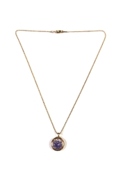 Lets Accessorize Swarovski-Crystal Pendant Necklace - Product Mini Image