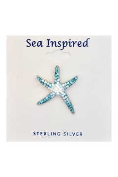 Soap and Water Newport Swarovski Seastar Necklace - Product List Image