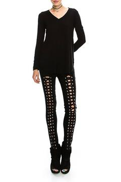 Shoptiques Product: High Waist Jeggings