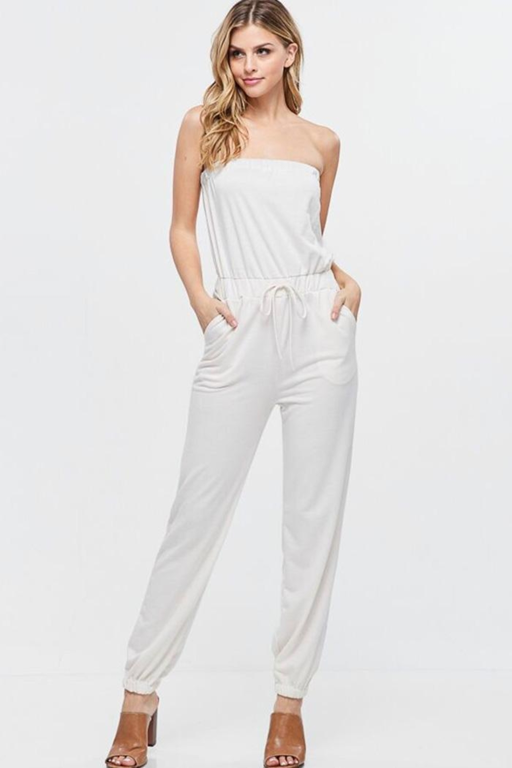 72eb1c33f5c Jolie Sweat Jumpsuit from New York by Dor L Dor — Shoptiques