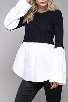 Shoptiques Product: Sweater Blouse