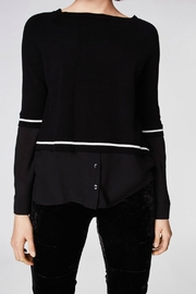 Nicole Miller Sweater Blouse Top - Other
