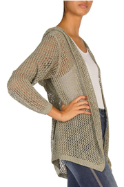 Elan Sweater cardigan - Front cropped