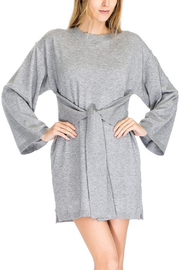 Olivaceous Sweater Dress - Product Mini Image