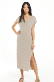 z supply Sweater Dress - Front cropped