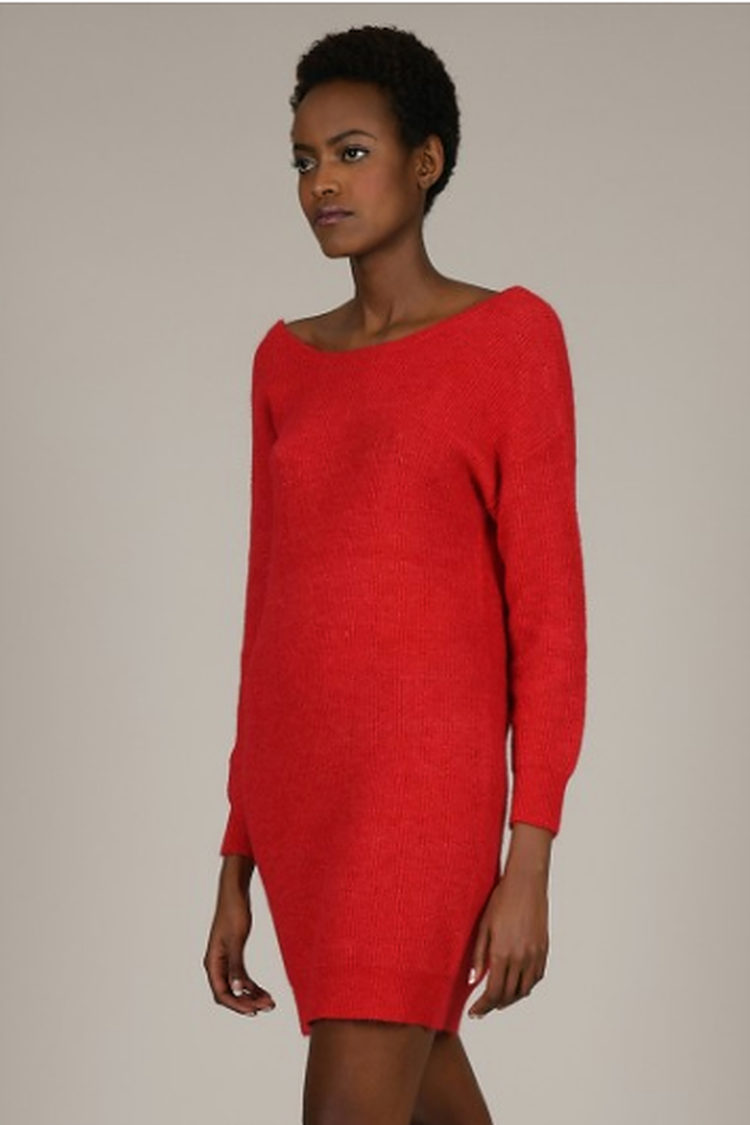 Molly Bracken Sweater dress - Front Full Image