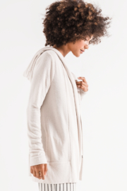 z supply Sweater Knit Cardigan - Front full body