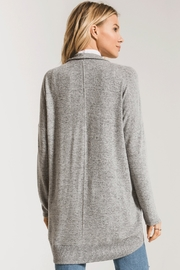 z supply Sweater Knit Cocoon - Front full body