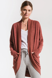 z supply Sweater Knit Cocoon - Front cropped